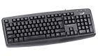 GENIUS keyboard KB-110X Black USB