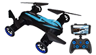LH-X21C Car Drone camera 0.3MP, with the ability to control air and land