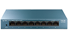 TP-Link TL-LS108G 8-Port 10/100/1000Mbps Desktop Network Switch