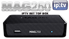 MAG 250 TV SET BOX IPTV