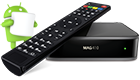 INFOMIR MAG 410 UHD Set-top Box IPTV Android 6.0.1