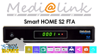 Medialink Smart Home 1100 FTA DVB-S2  + IPTV Sat Receiver FullHD Youtube