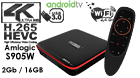 Mecool M8S PRO W Android 7.1 Voice Control TV Box 2GB DDR3 + 16GB eMMC Amlogic S905W Quad Core 2.4G