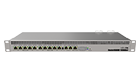 MicroTik RB1100x4 Powerful 1U rackmount router with 13x Gigabit Ethernet ports