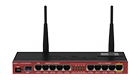 MikroTik RB2011UiAS-2HnD-IN Router VPN 600MHz, 128MB, 802.11b/g/n, 1xSFP, 5xFE, 5xGE,