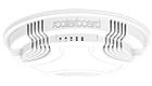 MikroTik RBCAP2N AP cAP-2n, 802.11b/g/n, 400 MHz, 64 MB, 1xFE, PoE, 2DBI, wall/ceiling mount