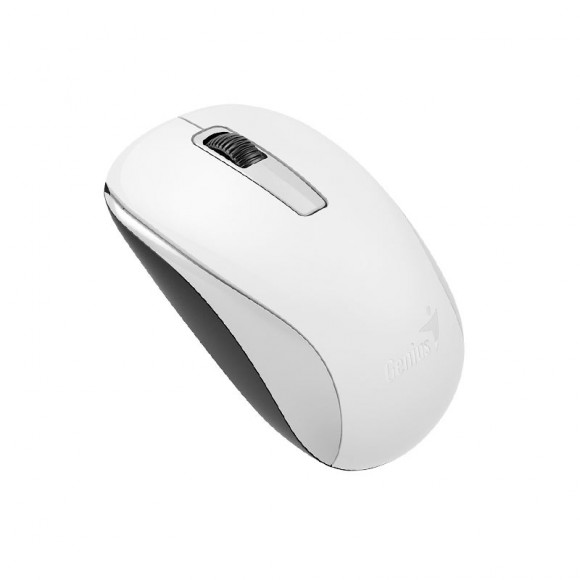GENIUS NX-7005 MOUSE WIRELESS BLUEEYE 1600DPI, WHITE