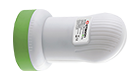 OCTAGON Single LNB Green HQ OSLG 0.1dB