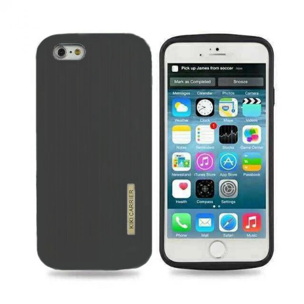 OEM Protector for iPhone 6/6S, Plastic, Black - 51196