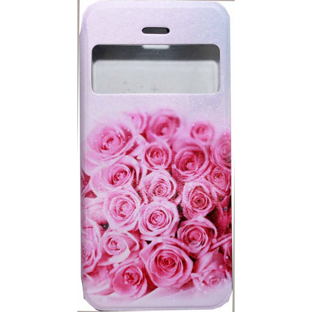 OEM Case for iPhone 6/6S, Imitation leather, Leather, Multicolor - 51154