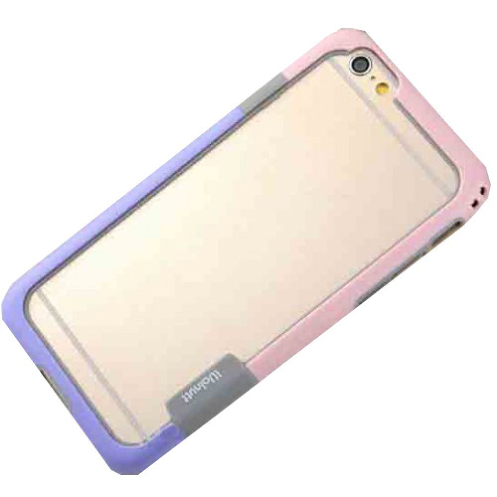 OEM Bumper for iPhone 6/6S, Silicon. Multicolor - 51187