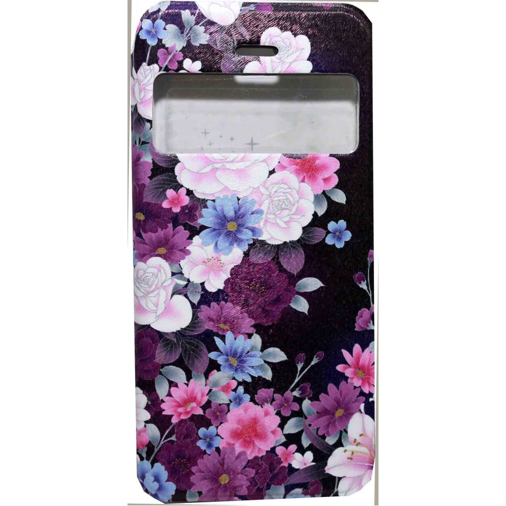 OEM Case for iPhone 6/6S, Imitation leather, Leather, Multicolor - 51155