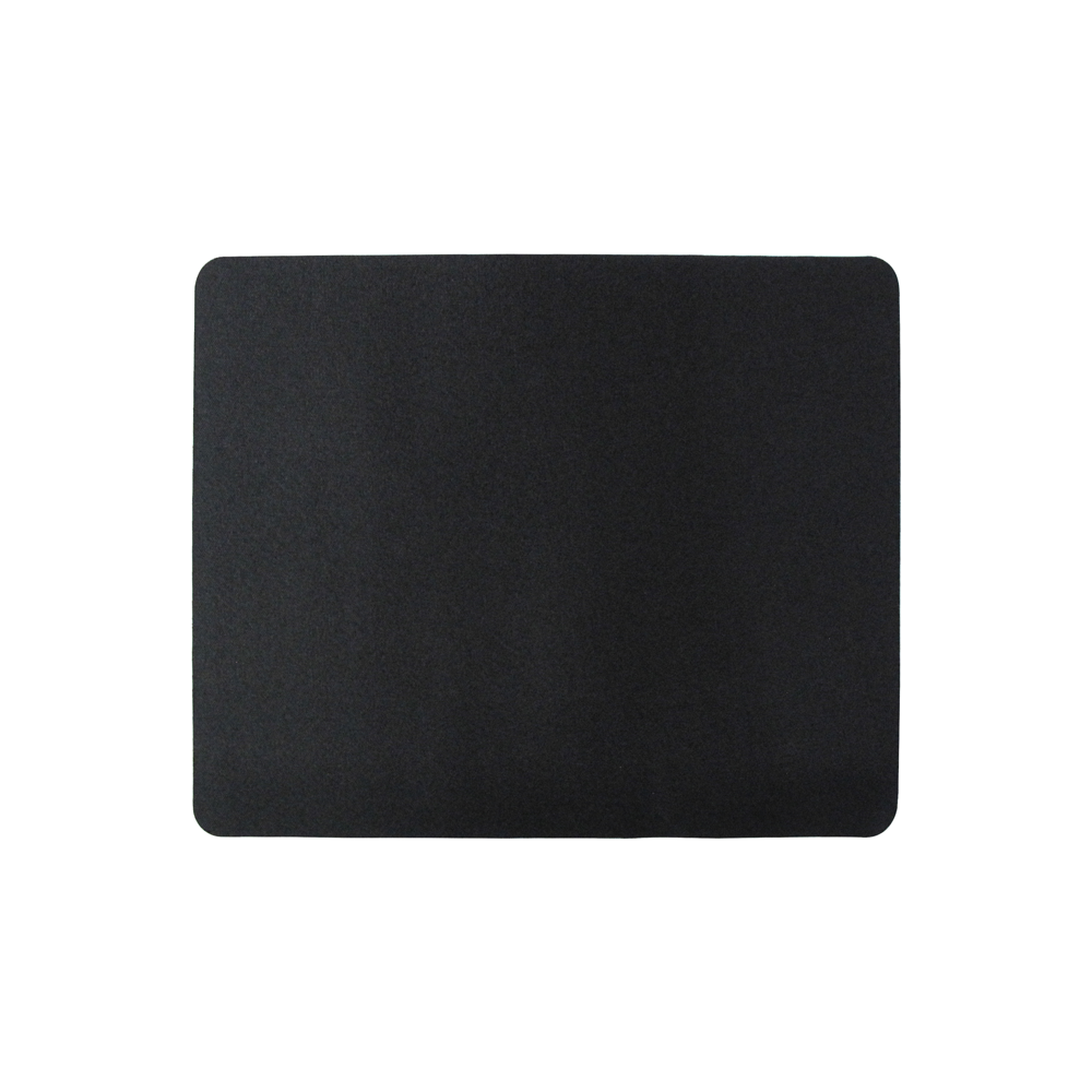 OEM Mousepad, 220 x 180 x 1mm, Black - 17513