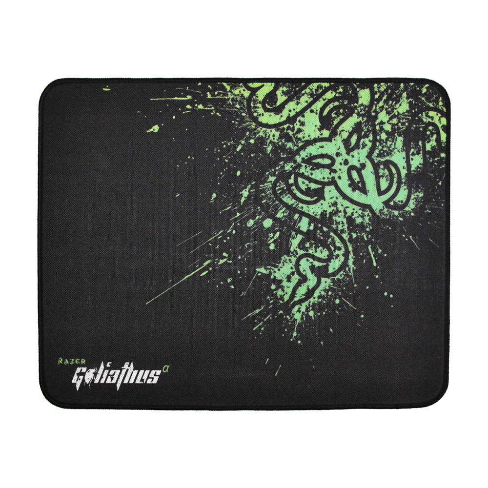 OEM Gaming mouse pad, Black - 17512