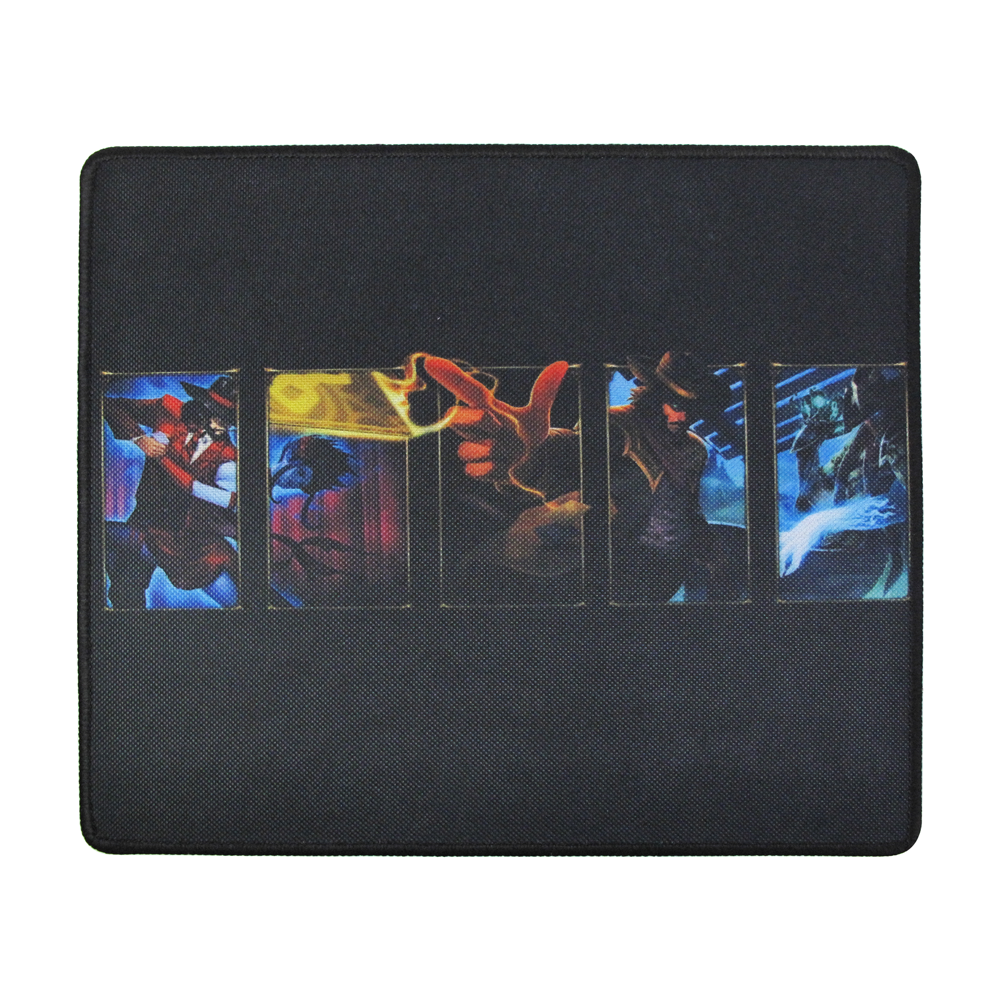 OEM Gaming mouse pad,Q7, Black - 17508