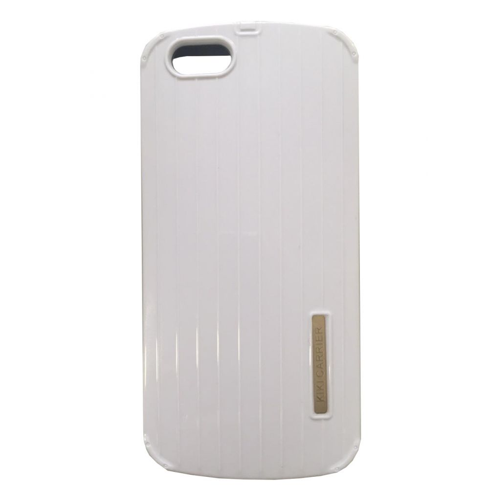 OEM Protector for iPhone 6 Plus, Plastic, White - 51203