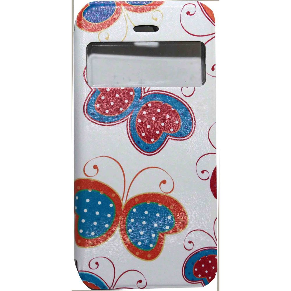 OEM Case for iPhone 6/6S, Imitation leather, Leather, Multicolor - 51153