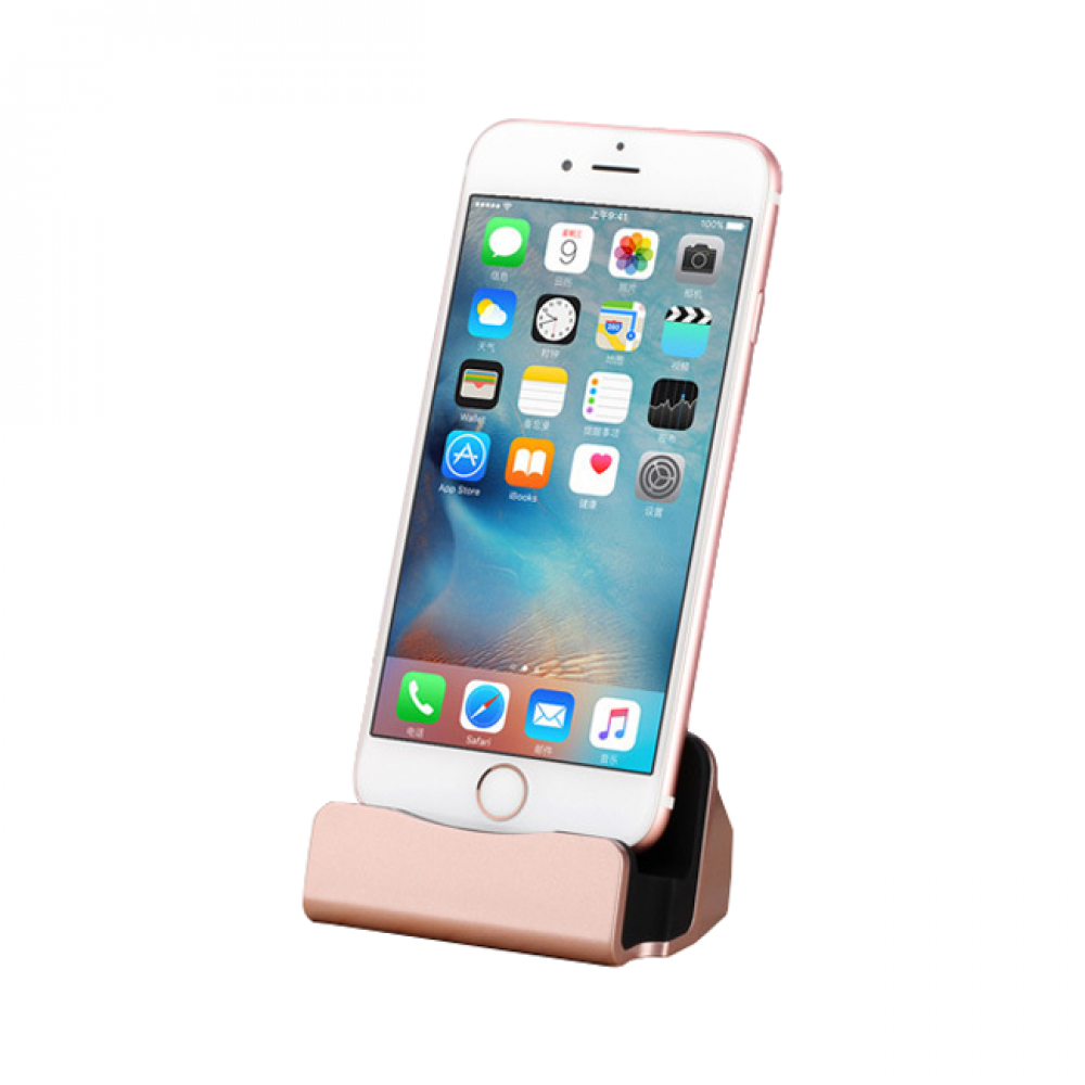 OEM Docking Station, Lightning (iPhone 5/6/7), Different Colors - 14846