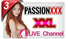 Live Channel + XXL + Passion XXX 1 year Viaccess