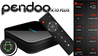 Pendoo X10 Plus Android 8.1 Amlogic S905X2 4K 4GB DDR4 RAM 32G ROM KODI 18.0 Smart Tv Box 10 Plus