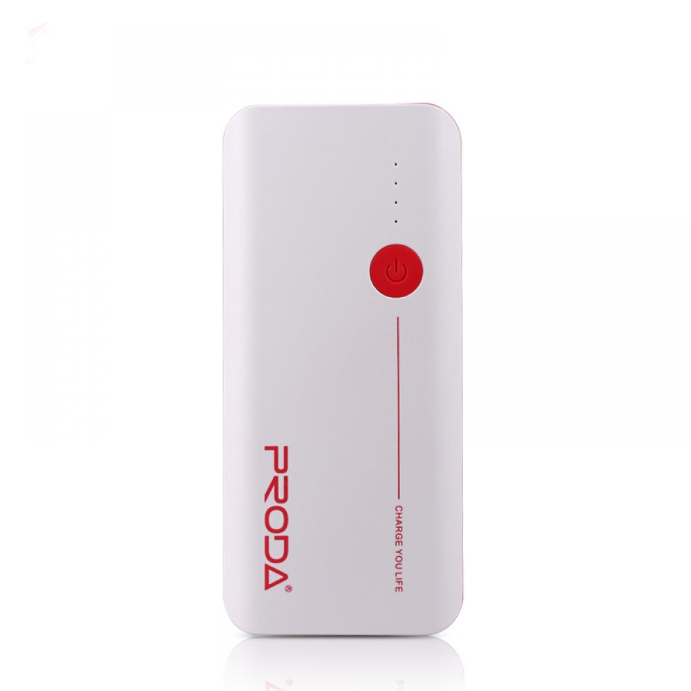 Remax Proda Power bank, 20000mAh, Jane PPL-10, White - 87023