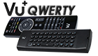 VU+ Qwerty keyboard RCU (Uno / Solo2 / Duo2 / Ultimo)
