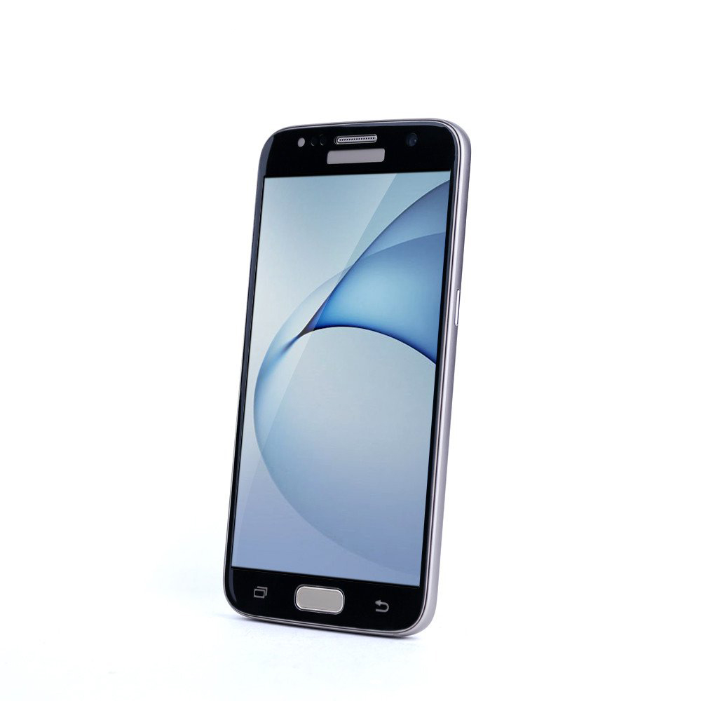 Remax Top Glass protector Full 3D, For Samsung Galaxy S7, 0,3mm, Black - 52221