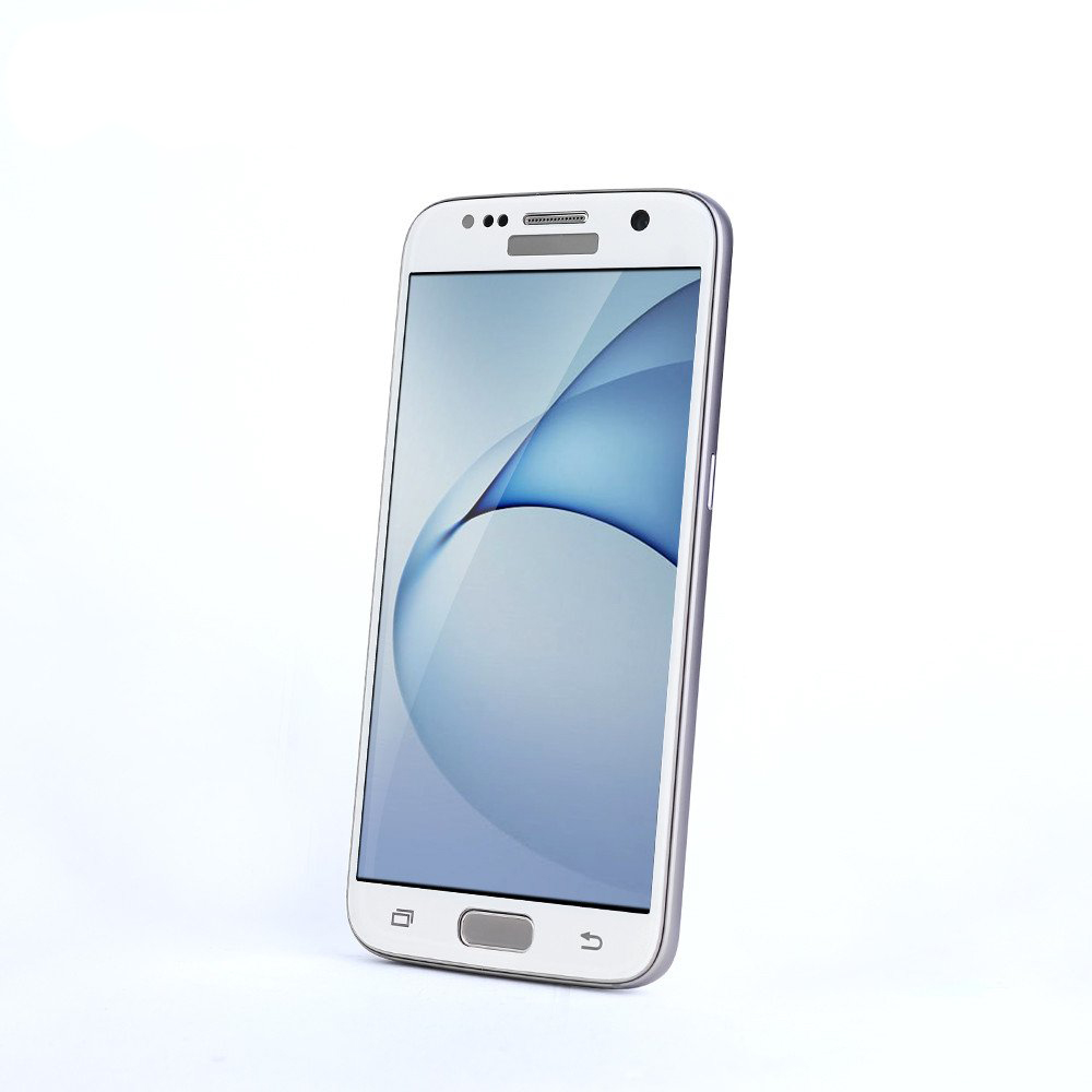 Remax Top Glass protector Full 3D, For Samsung Galaxy S7, 0,3mm, White - 52222