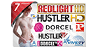 Redlight Elite Chic 7  Viaccess Card 12M Astra 19,2° & Hotbird 13°