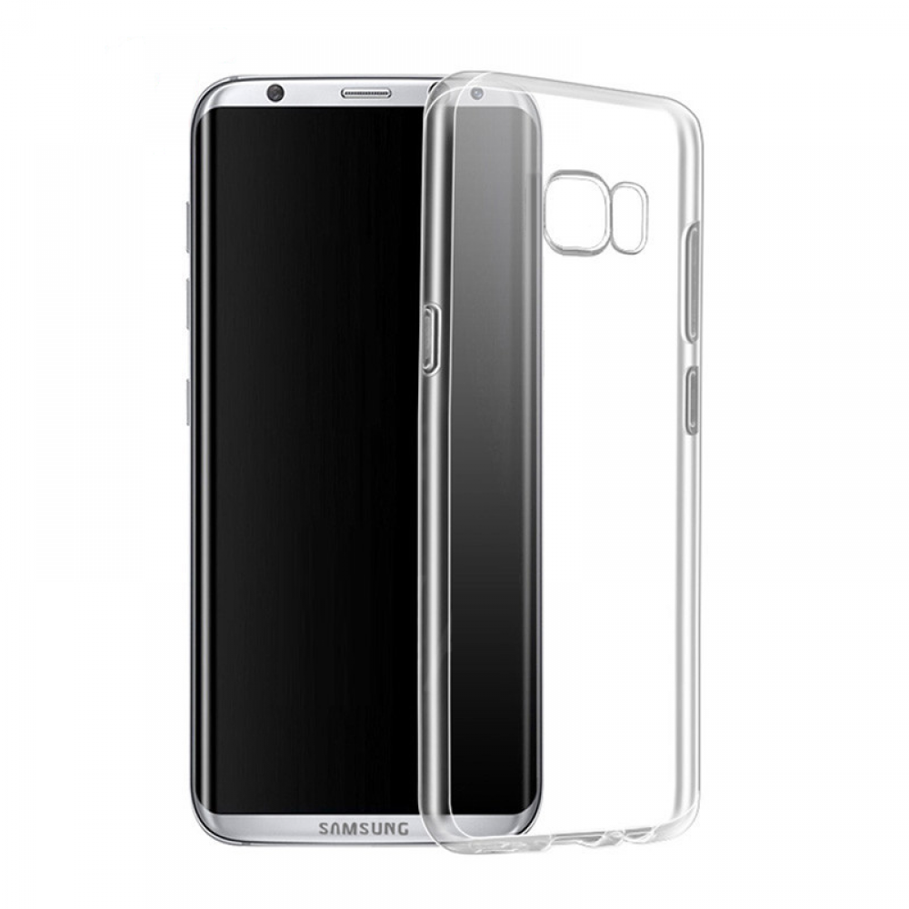 Remax Crystal Protector for Samsung Galaxy S8, TPU, Slim, Transparent - 51517