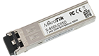 MikroTik S-85DLC05D SFP 1.25G, 850nm Dual LC, up to 550 meter Multi Mode, DDM