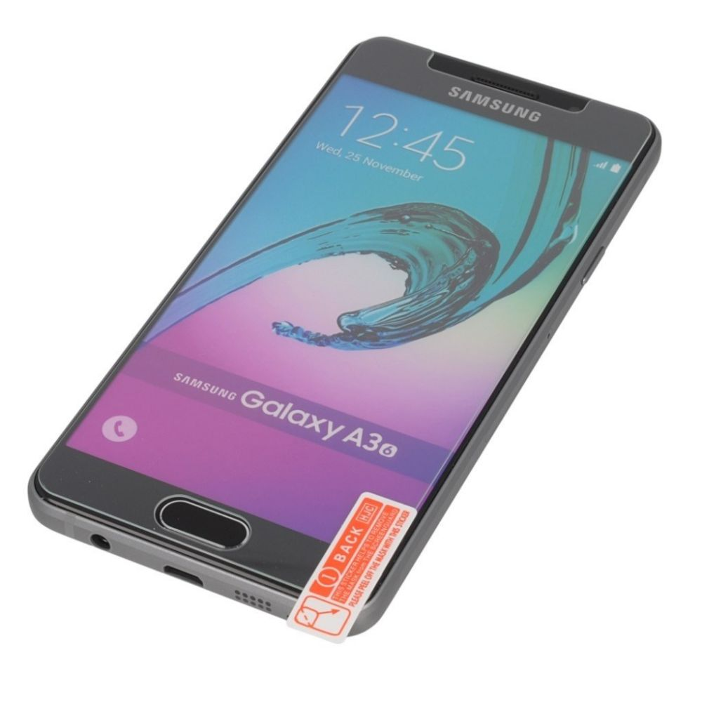 OEM protector tempered Glass for Samsung Galaxy A3 2016, 0.3mm, Transperant - 52166
