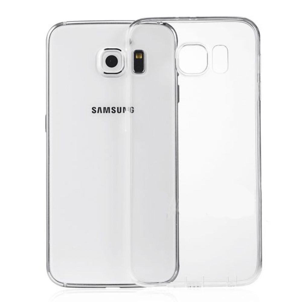 OEM Protector for Samsung S6, Plastic, Crystal clear - 51360