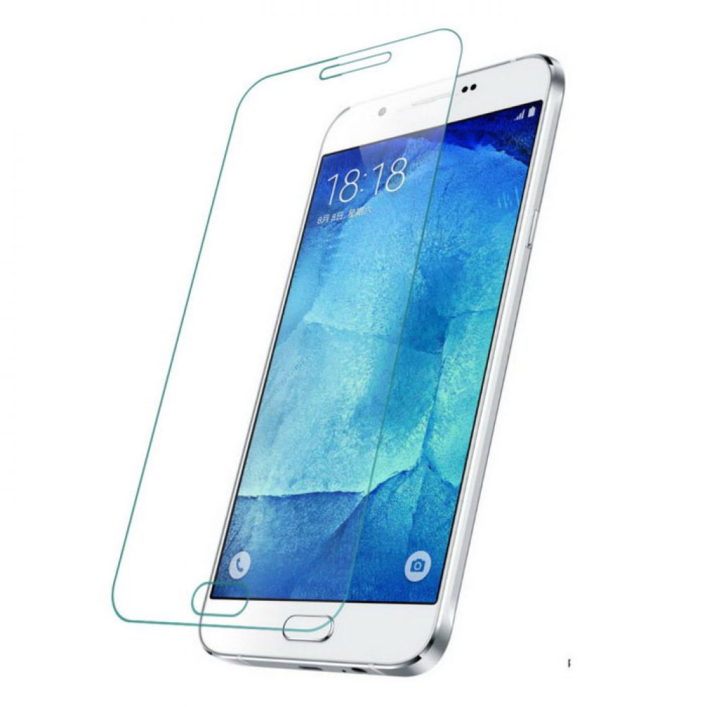 OEM protector Tempered glass for Samsung Galaxy A8/ A8000, 0.3mm, Transparent - 52128