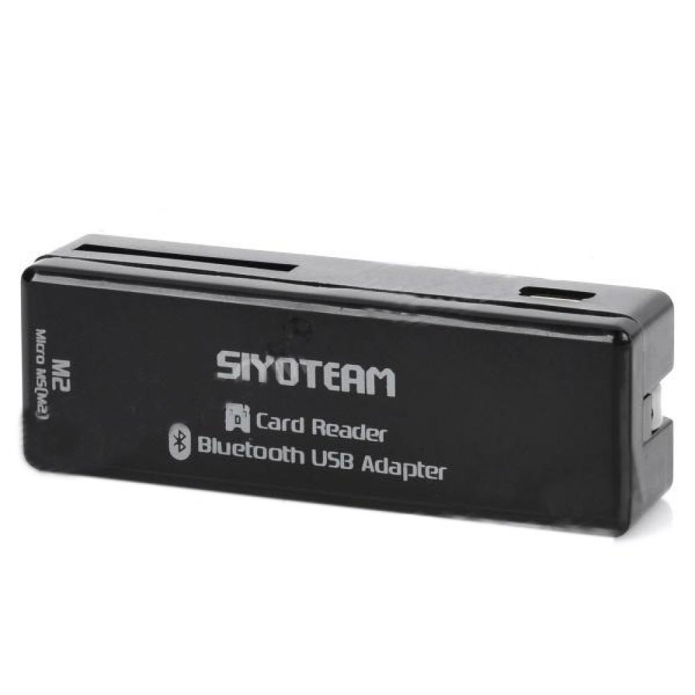 SIYOTEAM 690 Card Reader + Bluetooth 2.0 - 11011
