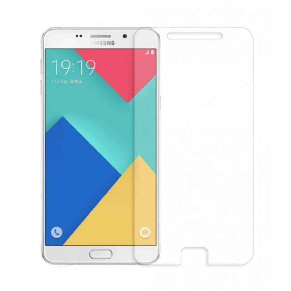 OEM Glass Tempered Glass for Samsung Galaxy A9, 0.3 mm, Transparent - 52181
