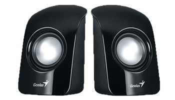 GENIUS SP-U115 Speaker Black