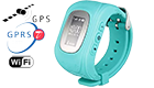 Kid Smart GPS Watch(Blue) SW015Y