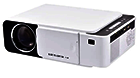 T5 WIFI Portable LED Projector 2600lumen 480p HD