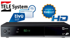 TIVUSAT TS9011 HD RECEIVER