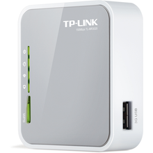 TP-Link TL-MR3020 v.3 Portable 3G/3.75G Wireless N Router