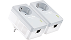 TP-LINK TL-PA4010PKIT v3 AV500 Powerline Adapter with AC Pass Through Starter Kit