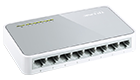 TP-LINK TL-SF1008D v.12 8-Port 10/100Mbps Desktop Switch