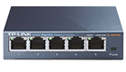 TP-LINK TL-SG105 v.3 5-port Gigabit Desktop Switch, QoS, IGMP snooping