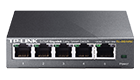 TP-LINK TL-SG105E,v.3 Managed Switch,5x GbЕ ports, up to 32 VLANs