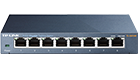 TP-LINK TL-SG108 v.3 8-port Gigabit Desktop Switch, QoS