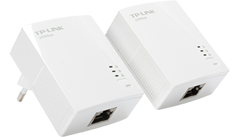 TP-LINK TL-PA2010KIT v.1 AV200 Nano Powerline Adapter Starter Kit