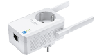 TP-Link TL-WA860RE v.5 300 Mb/s Wi-Fi Range Extender with AC Passthrough
