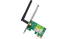 TP-LINK TL-WN781ND, N150, PCI Express, 1x detachable antenna