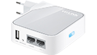 TP-Link TL-WR810N v.2 300Mbps Wireless N Mini Pocket Router
